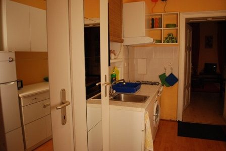 pension in vienna with cooking possible